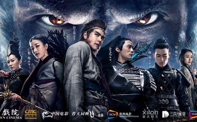 Tổng hợp phim chiếu rạp, phim lẻ hành động Trung Quốc hay 2017 (13)
