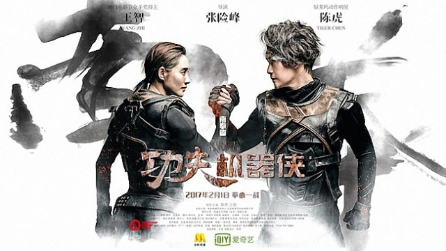 Tổng hợp phim chiếu rạp, phim lẻ hành động Trung Quốc hay 2017 (20)