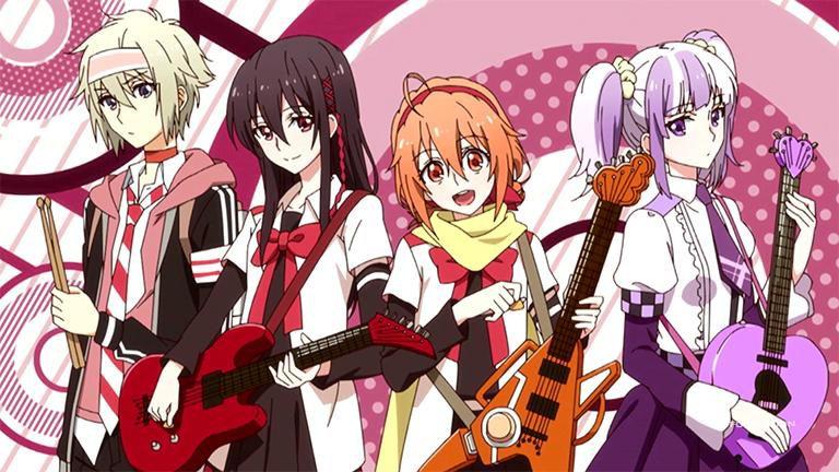 Top 10 phim hoạt hình bách hợp Nhật Bản hay nhất cho fan anime Yuri (10)