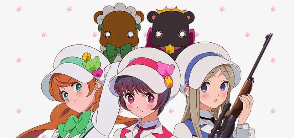 Top 10 phim hoạt hình bách hợp Nhật Bản hay nhất cho fan anime Yuri (2)