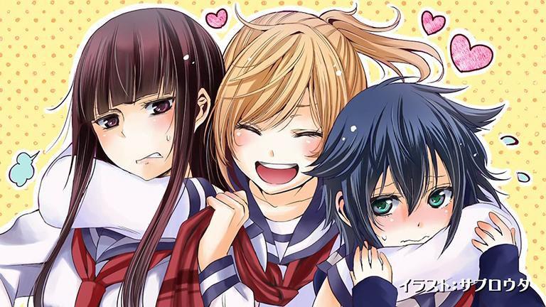 Top 10 phim hoạt hình bách hợp Nhật Bản hay nhất cho fan anime Yuri (3)
