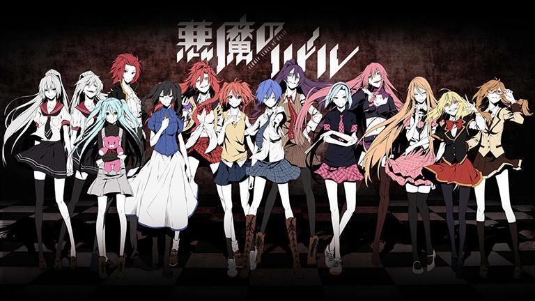 Top 10 phim hoạt hình bách hợp Nhật Bản hay nhất cho fan anime Yuri (4)
