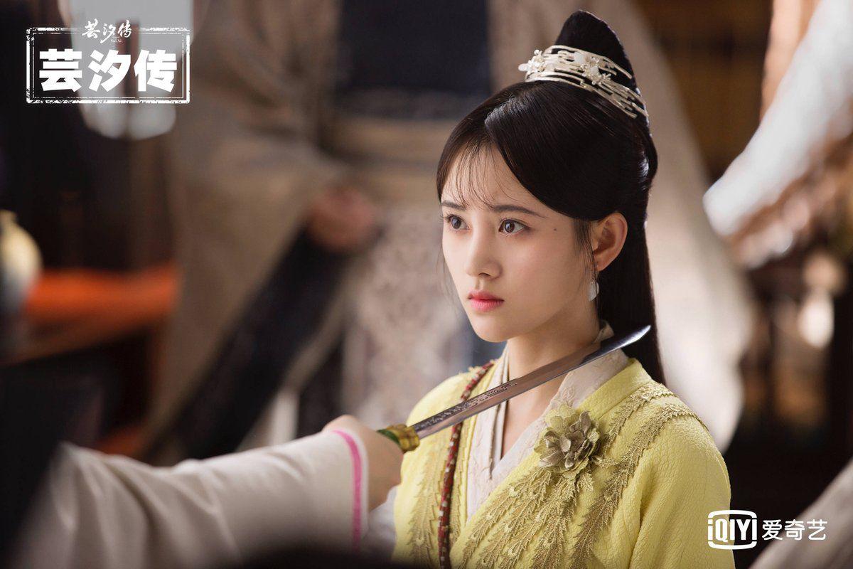 Cúc Tịnh Y, Trương Triết Hạn & Mễ Nhiệt: Bộ ba nhan sắc kinh diễm (2)