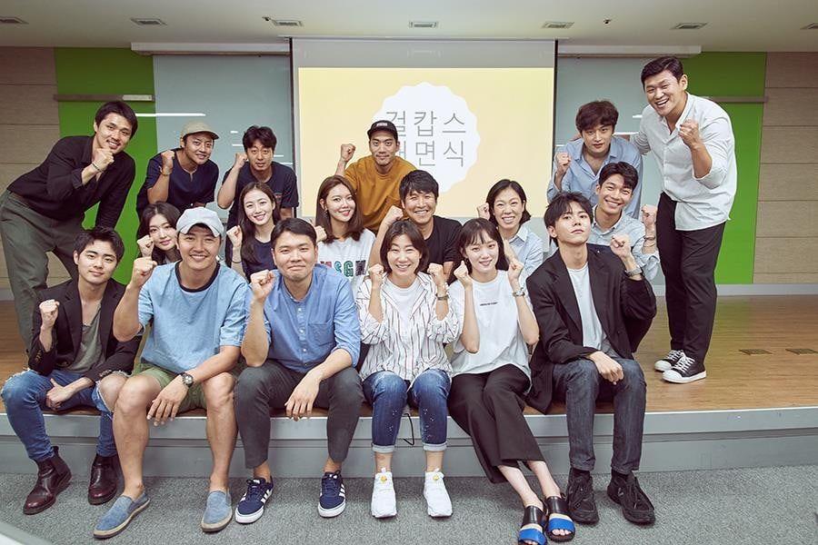 Girl Cops: Phim hành động hài Hàn Quốc quy tụ dàn diễn viên nổi tiếng (4)