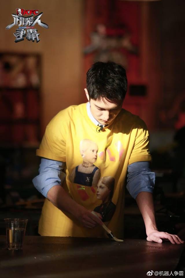 Tất tần tật về Thịnh Nhất Luân - nam diễn viên Hoa ngữ mới nổi (4)