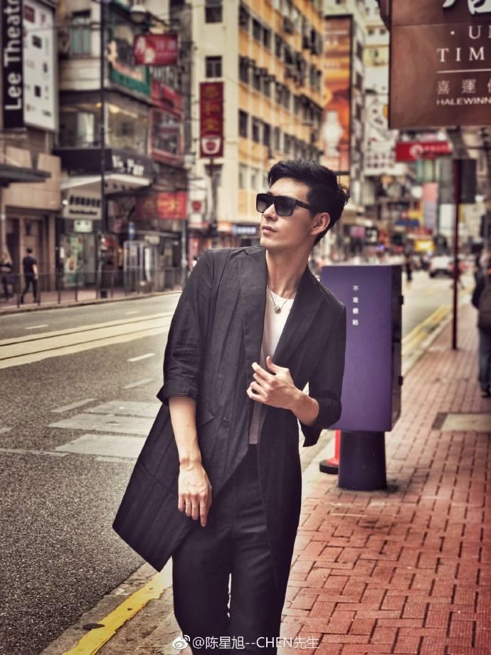 Tìm hiểu đôi chút về chàng diễn viên mới nổi Trần Tinh Húc (15)