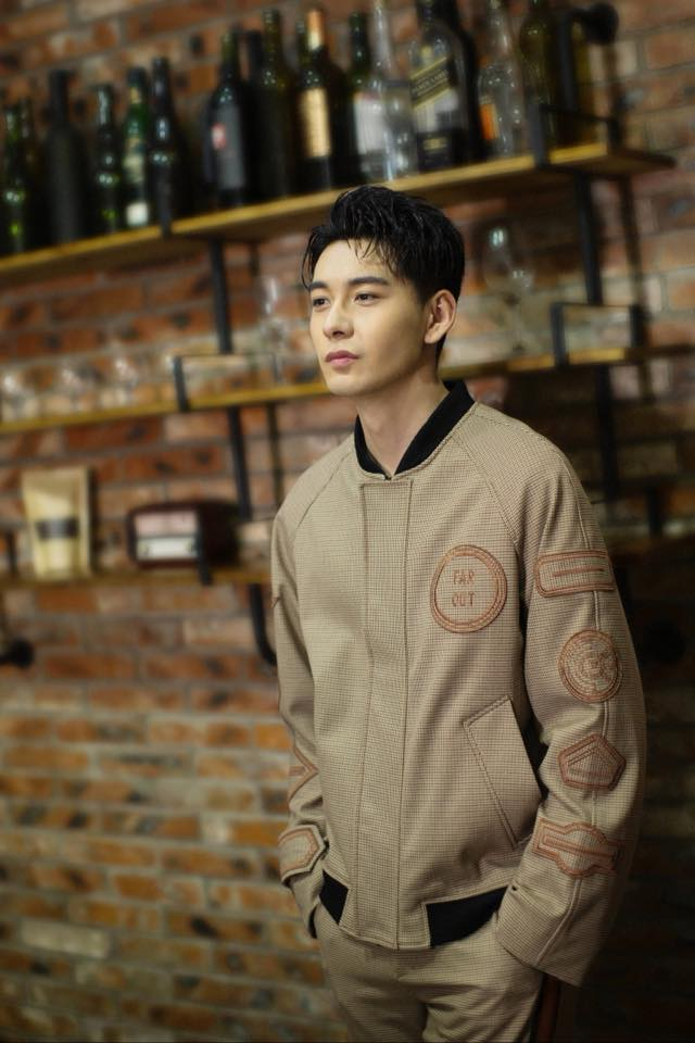 Tìm hiểu đôi chút về chàng diễn viên mới nổi Trần Tinh Húc (2)