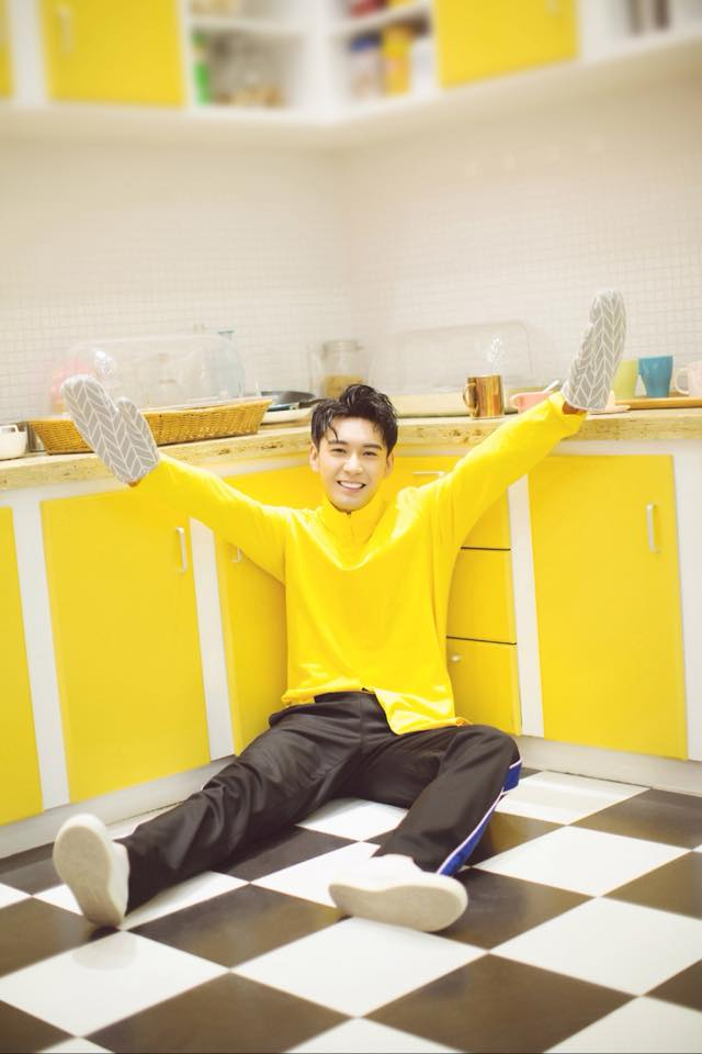 Tìm hiểu đôi chút về chàng diễn viên mới nổi Trần Tinh Húc (3)