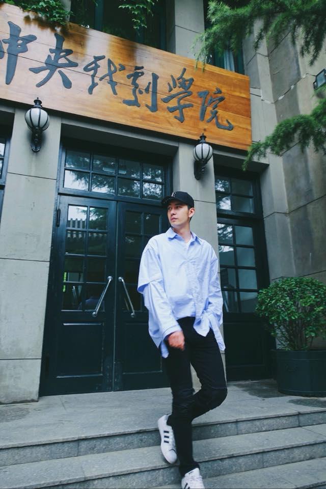 Tìm hiểu đôi chút về chàng diễn viên mới nổi Trần Tinh Húc (6)