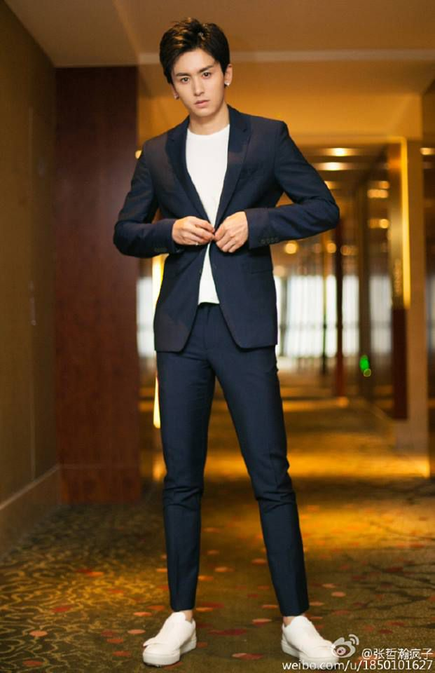 Tìm hiểu về profile nam diễn viên Trương Triết Hạn - ca sĩ Tiểu Triết (3)