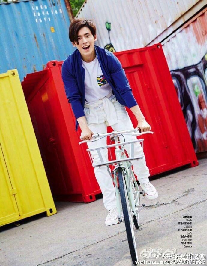 Tìm hiểu về profile nam diễn viên Trương Triết Hạn - ca sĩ Tiểu Triết (8)