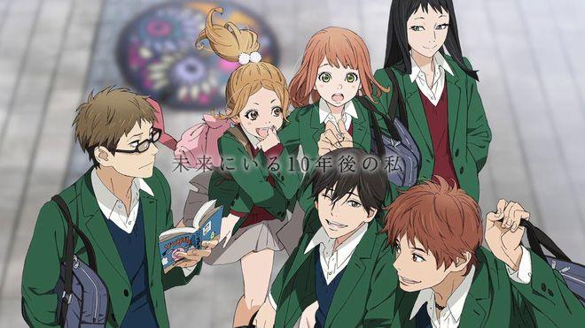 Top 5 anime du hành thời gian độc đáo nhất của Nhật Bản (4)