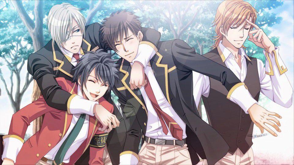 Top phim hoạt hình (anime) đam mỹ hay cho fan Yaoi (Boy's love) (1)