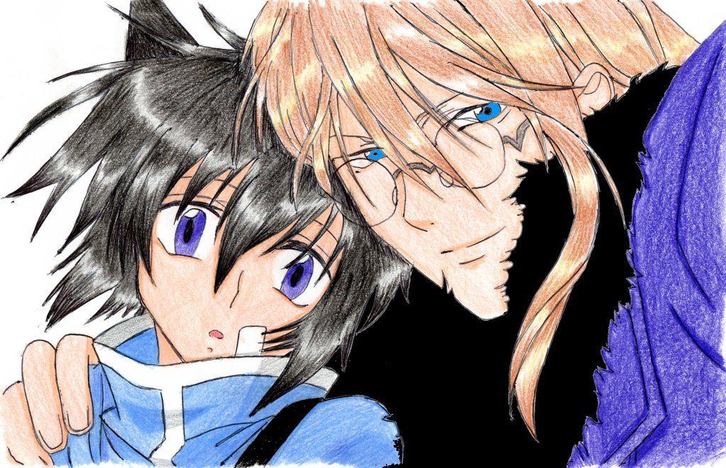 Top phim hoạt hình (anime) đam mỹ hay cho fan Yaoi (Boy's love) (5)