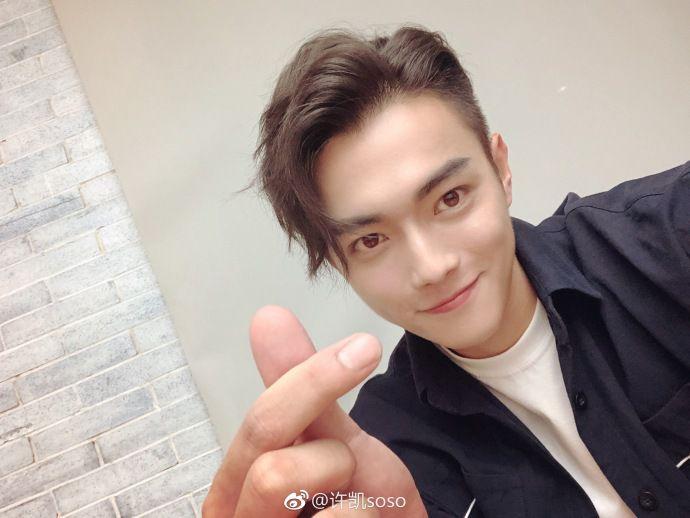 Hứa Khải Profie: Thông tin tiểu sử nam diễn viên điển trai Xǔ kǎi (1)
