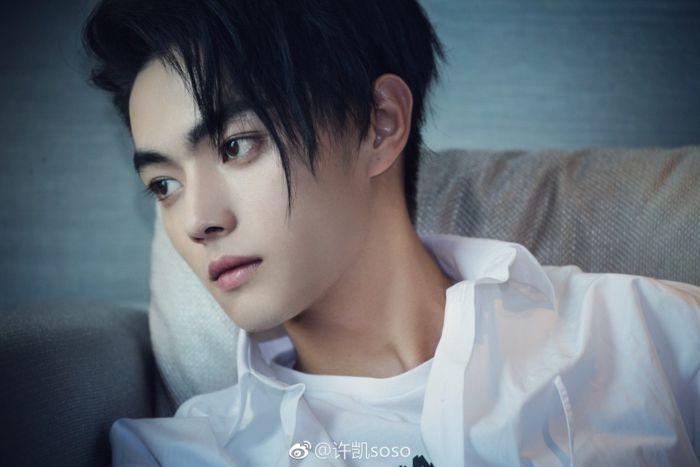 Hứa Khải Profie: Thông tin tiểu sử nam diễn viên điển trai Xǔ kǎi