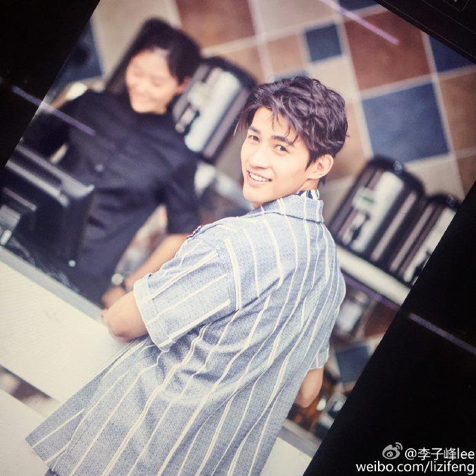 Lý Tử Phong profile, thông tin tiểu sử nam diễn viên Li Zifeng (4)