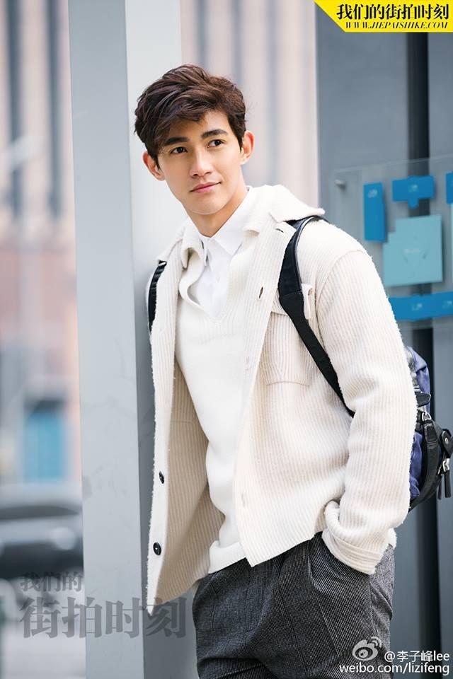 Lý Tử Phong profile, thông tin tiểu sử nam diễn viên Li Zifeng (9)
