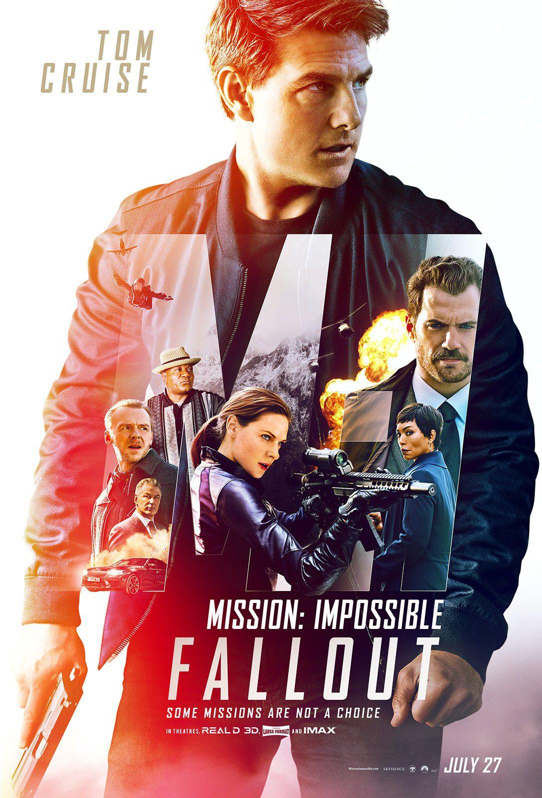 Mission: Impossible - Fallout: Bom tấn hành động siêu HOT hè 2018 (1)