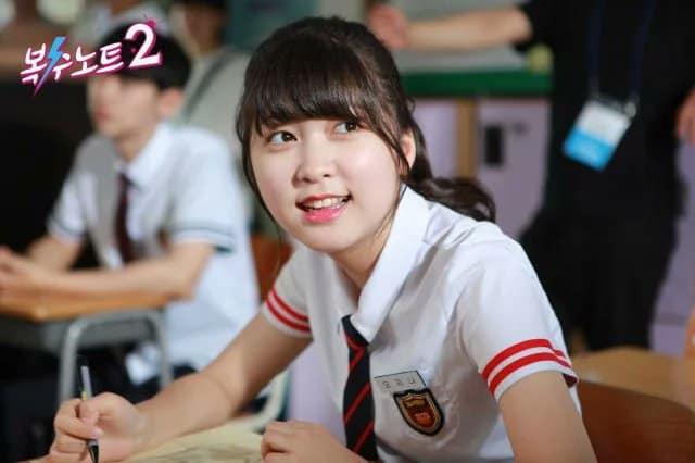 Profile dàn diễn viên phim Cuốn sổ phục thù 2 / Revenge Note 2 (3)