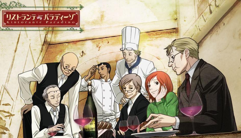 Top 5 phim hoạt hình (anime) về ẩm thực, nấu ăn Nhật Bản hay nhất (9)