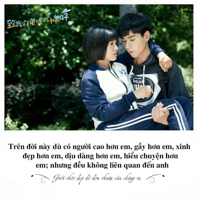 Những câu tỏ tình sến sẩm của loạt soái ca trong ngôn tình Trung Quốc (1)