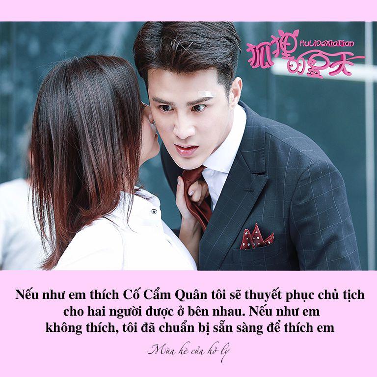 Những câu tỏ tình sến sẩm của loạt soái ca trong ngôn tình Trung Quốc (4)