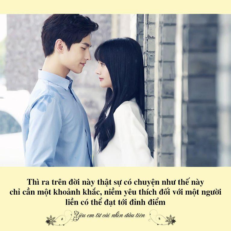 Những câu tỏ tình sến sẩm của loạt soái ca trong ngôn tình Trung Quốc (5)