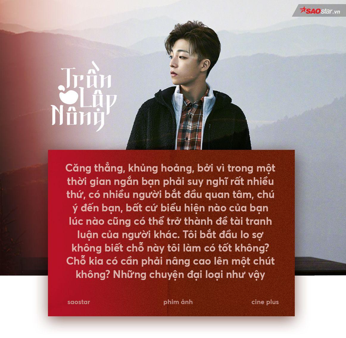 Profile Trần Lập Nông: Tất tần tật thông tin về chàng hoàng tử Leo, Nongnong (5)