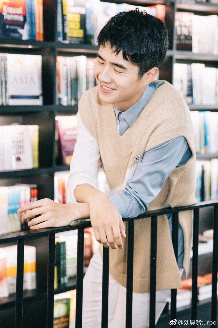 Dương Dương, Vương Khải và Lưu Hạo Nhiên: Bạn chọn nam thần nào? (8)