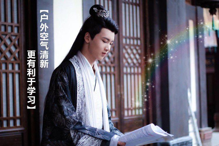 Profile Trần Hựu Duy: Thông tin tiểu sử nam diễn viên Song thế sủng phi 2 (11)