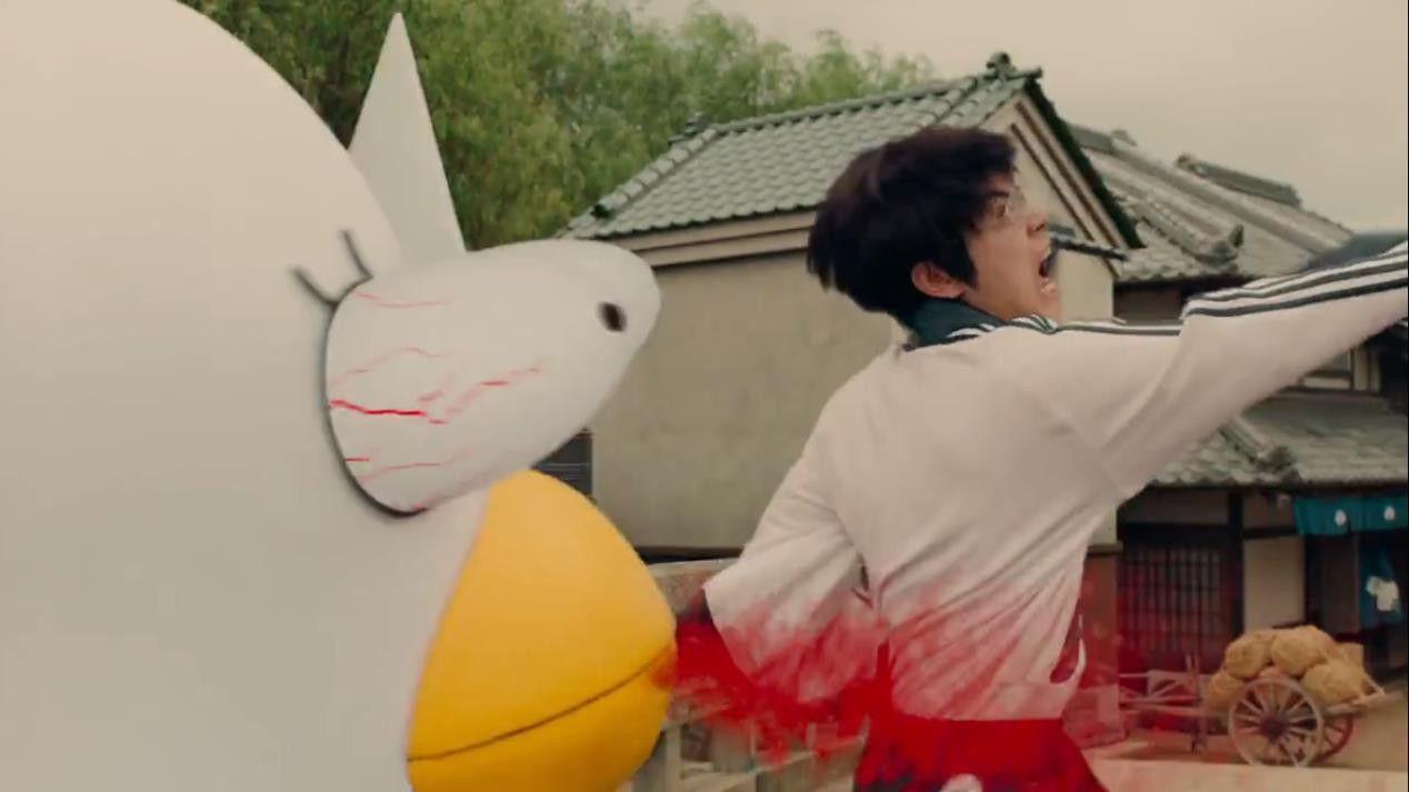 Gintama 2 live action: Phim hành động hài bựa chuyển thể từ manga shounen (3)
