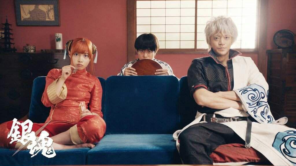 Gintama 2 live action: Phim hành động hài bựa chuyển thể từ manga shounen