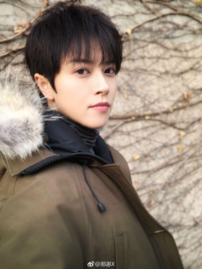 Hình Nhã Thần Profile, thông tin tiểu sử cô nàng đẹp trai nhất Trung Quốc (8)