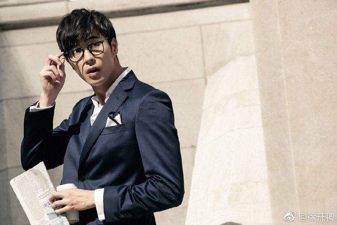 """Từ Khai Sính & dàn diễn viên siêu hot của hit """"Tại sao boss muốn cưới tôi"""" (4)"""