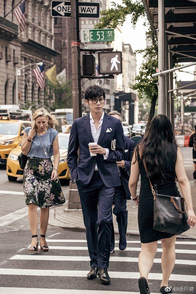 """Từ Khai Sính & dàn diễn viên siêu hot của hit """"Tại sao boss muốn cưới tôi"""" (5)"""