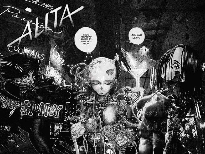 Alita: Thiên thần chiến binh - Phim hành động giả tưởng với kỹ xảo đẹp mắt (1)