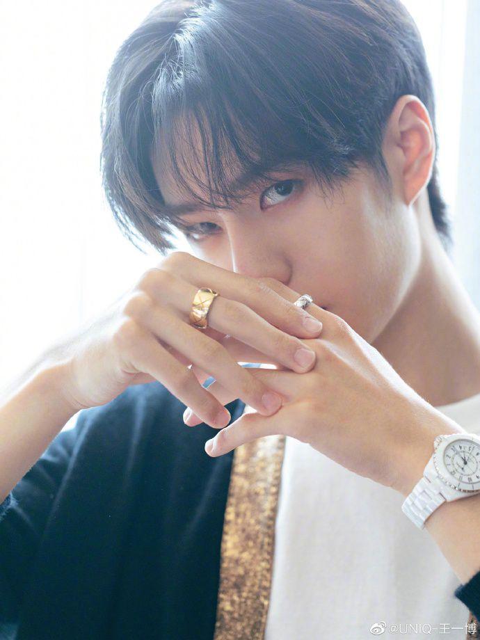Vương Nhất Bác Profile: Thông tin tiểu sử chàng út của nhóm nhạc UNIQ (8)