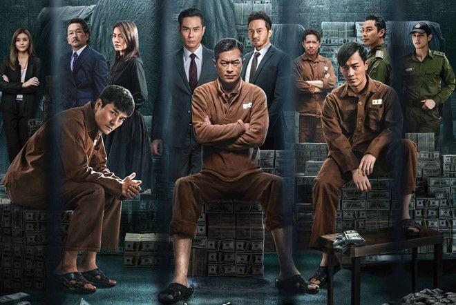 """Phim """"Đội chống tham nhũng"""" gây bão bởi dàn nam thần TVB đình đám (1)"""