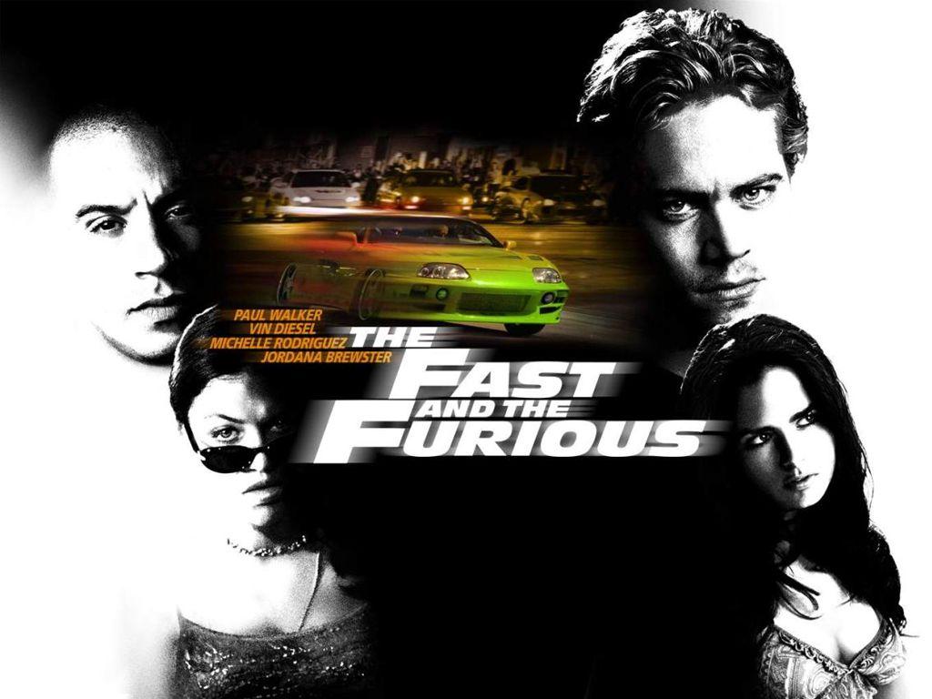 Tổng hợp các phần của series phim hành động tốc độ 'Fast & Furious' (1)
