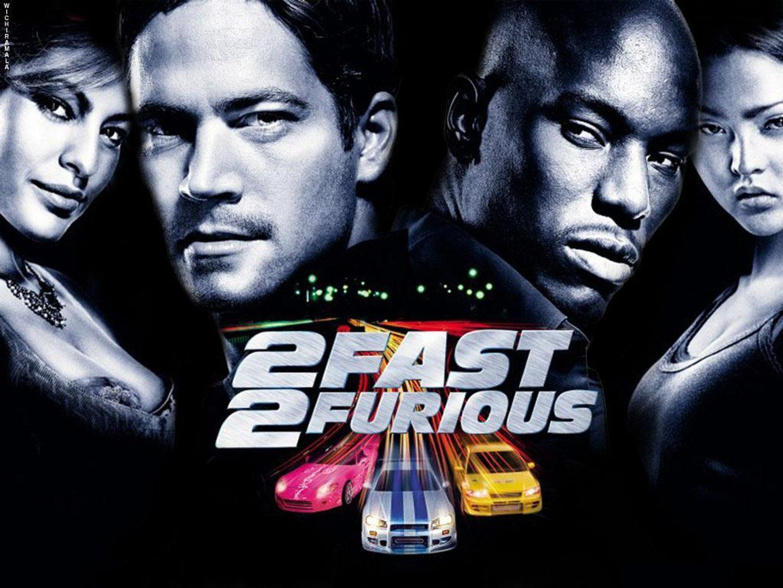 Tổng hợp các phần của series phim hành động tốc độ 'Fast & Furious' (2)
