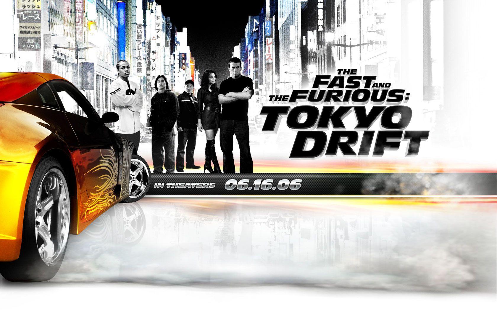 Tổng hợp các phần của series phim hành động tốc độ 'Fast & Furious' (3)