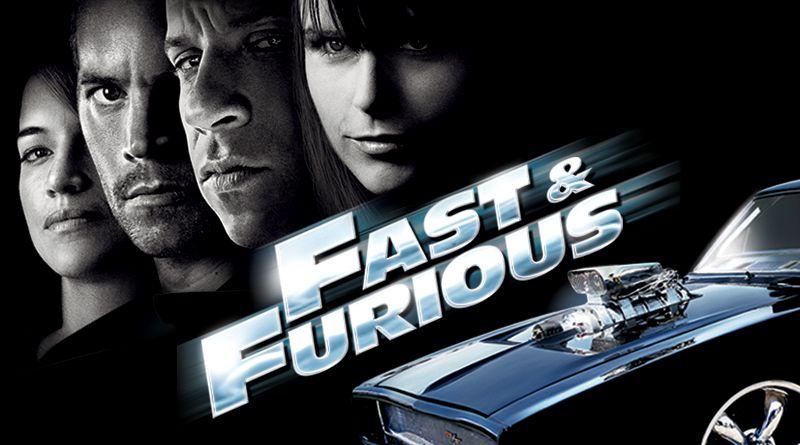 Tổng hợp các phần của series phim hành động tốc độ 'Fast & Furious' (4)