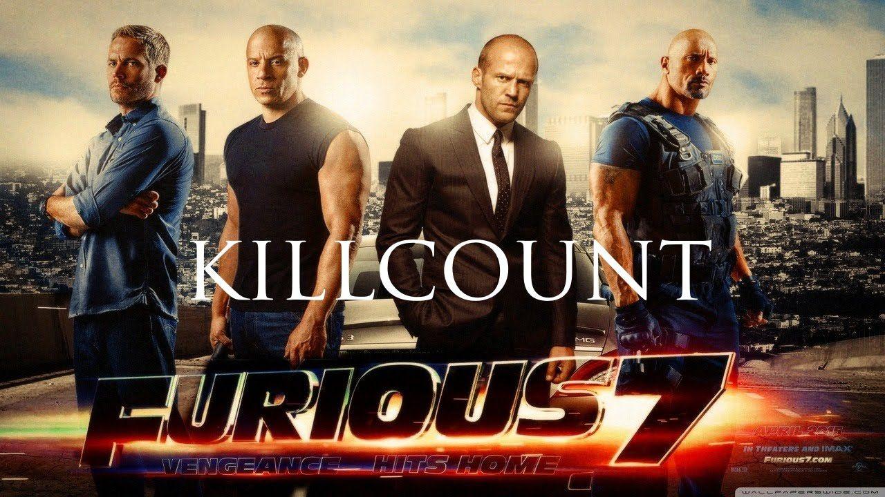 Tổng hợp các phần của series phim hành động tốc độ 'Fast & Furious' (7)