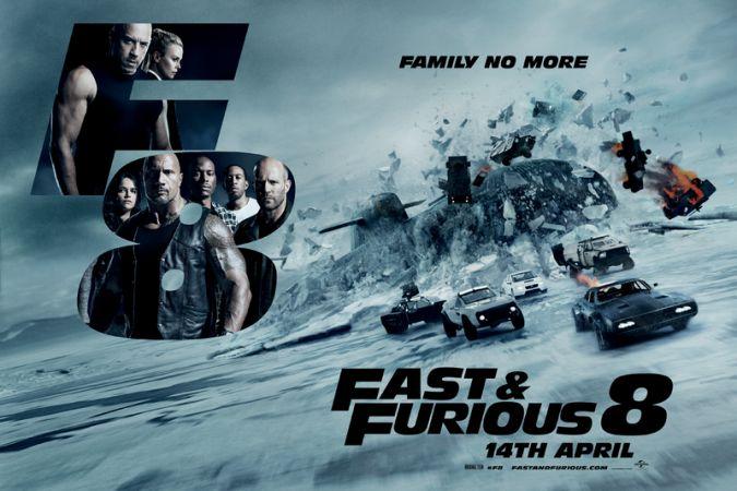 Tổng hợp các phần của series phim hành động tốc độ 'Fast & Furious' (8)