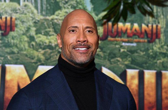 The Rock & những điều ít biết về gã khổng lồ phim hành động Hollywood (2)