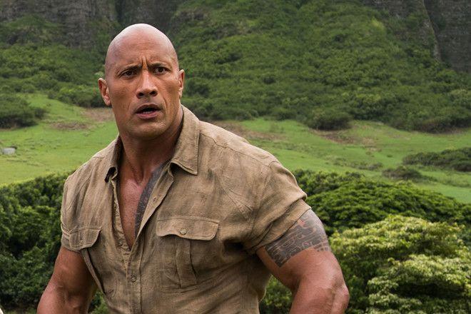 The Rock & những điều ít biết về gã khổng lồ phim hành động Hollywood (9)