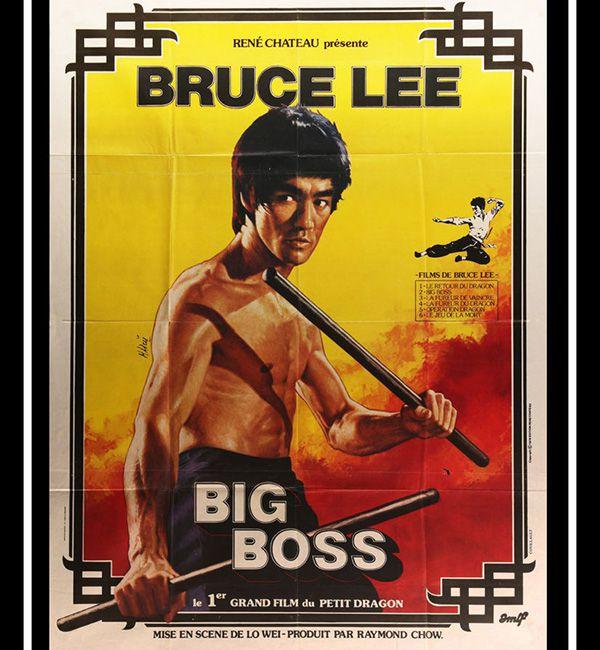 Top những bộ phim võ thuật làm nên tên tuổi của Lý Tiểu Long (1)