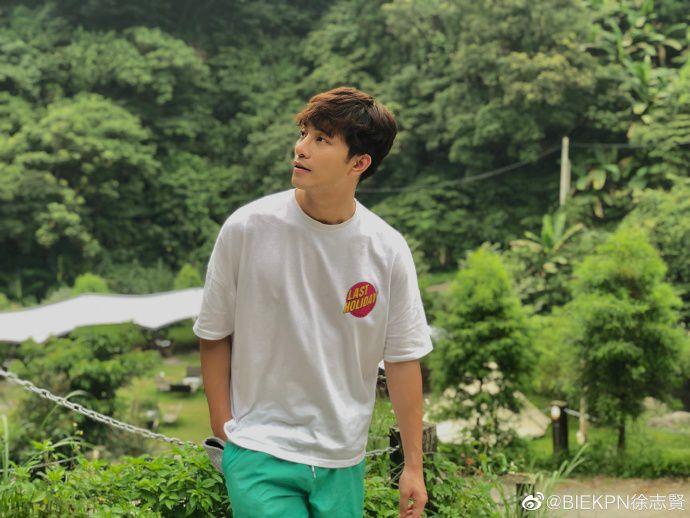 Từ Chí Hiền Profile: Thông tin tiểu sử chàng soái ca Thái - Đài Bie KPN (9)