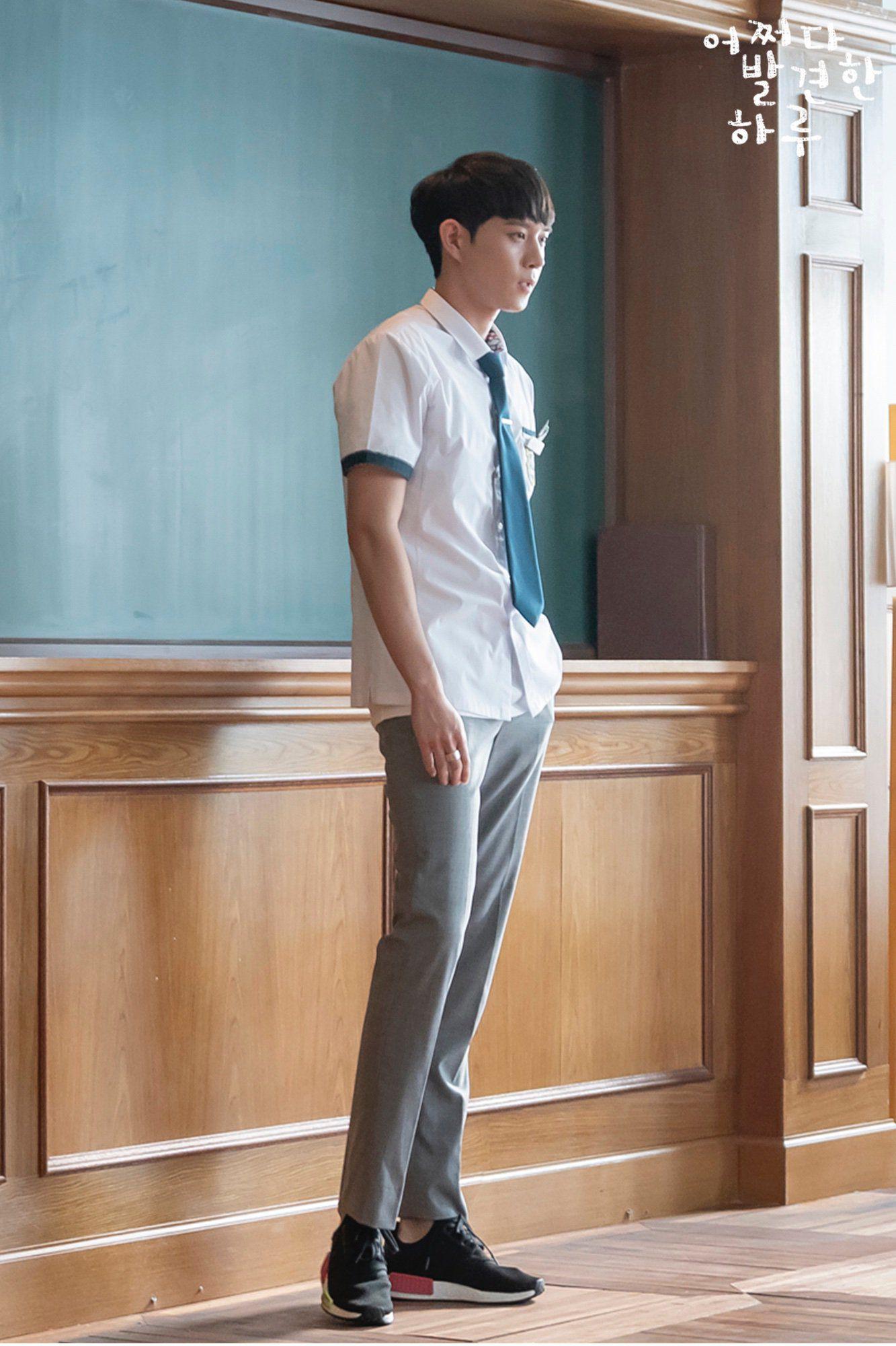 Thông tin về dàn nam thần phim Extraordinary You / Vô tình tìm thấy Haru (15)
